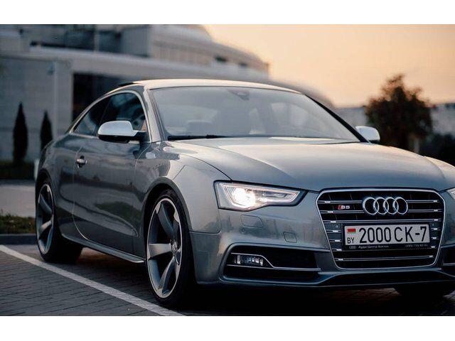 Audi A5 (2012)