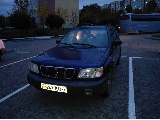 Subaru Forester (2000)