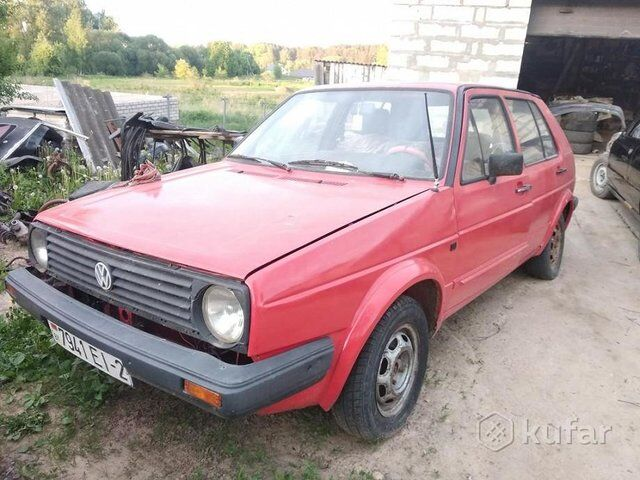 Volkswagen Golf 2 (1986)