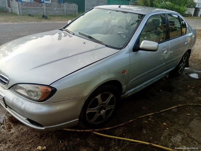Nissan Primera (2001)