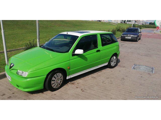 Alfa Romeo 145 (1998)