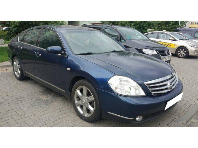 Nissan Teana (2007)