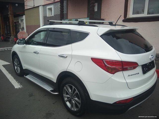 Hyundai Santa Fe (2015)