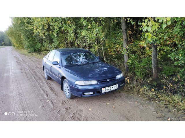 Mazda 626 (1996)