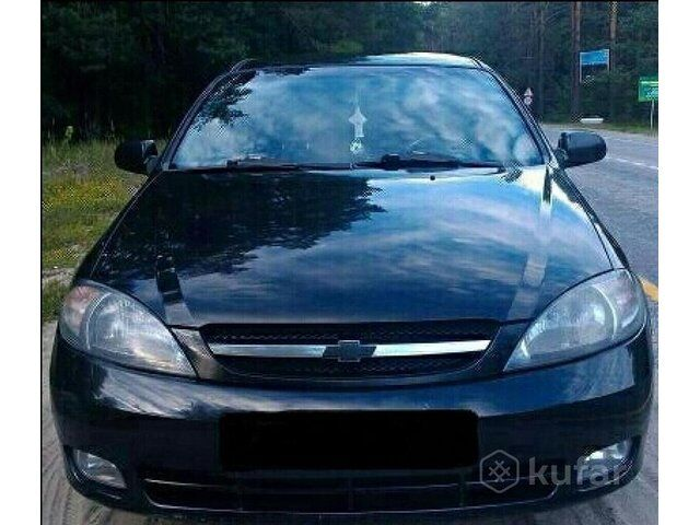 Chevrolet Lacetti (2005)