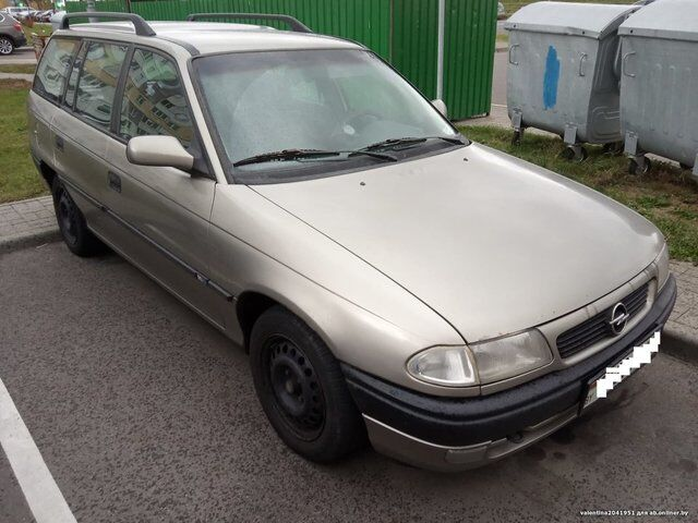 Opel Astra (1996)