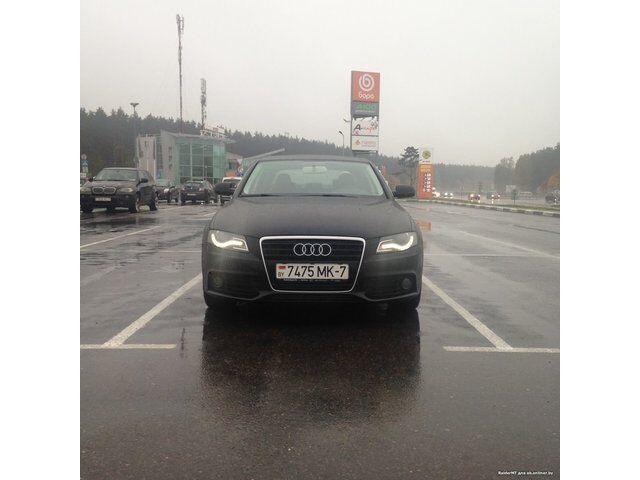 Audi А4 (2010)