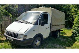 ГАЗ 3302 (2001)