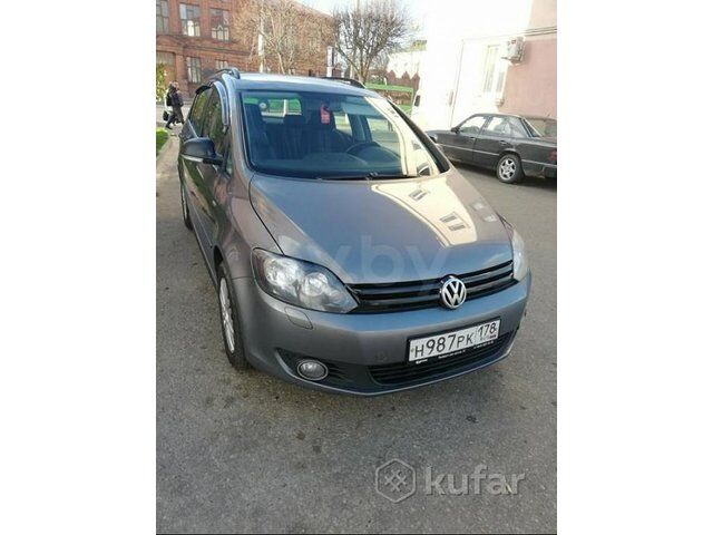 Volkswagen Golf Plus (2012)