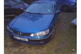 Peugeot 406 (2003)