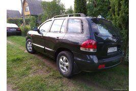 Hyundai Santa Fe (2008)
