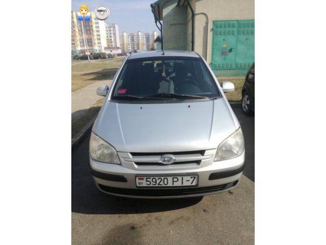 Hyundai Getz (2002)