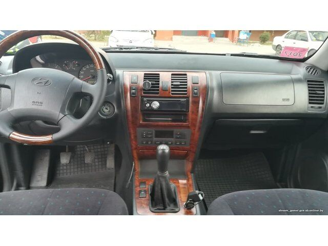 Hyundai Accent (2003)