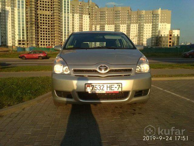 Toyota Corolla Verso (2005)