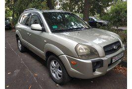 Hyundai Tucson (2007)