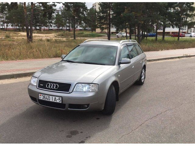 Audi A6 (2003)