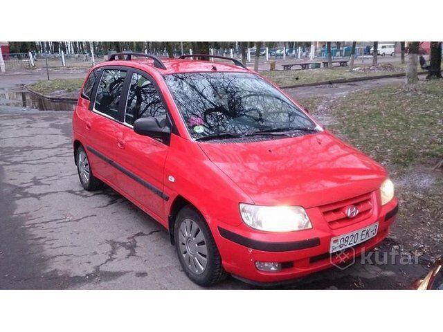 Hyundai Matrix (2001)