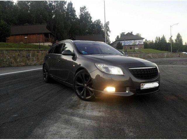 Opel Insignia (2009)