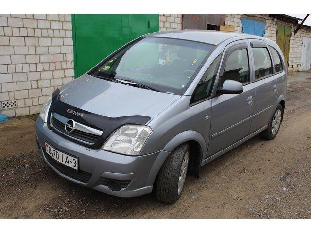 Opel Meriva (2006)