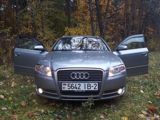 Audi A4 (B7) (2006)