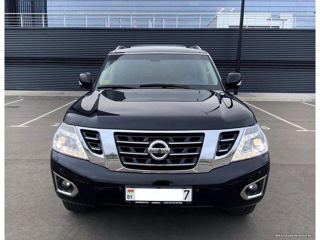 Nissan Patrol (2015)