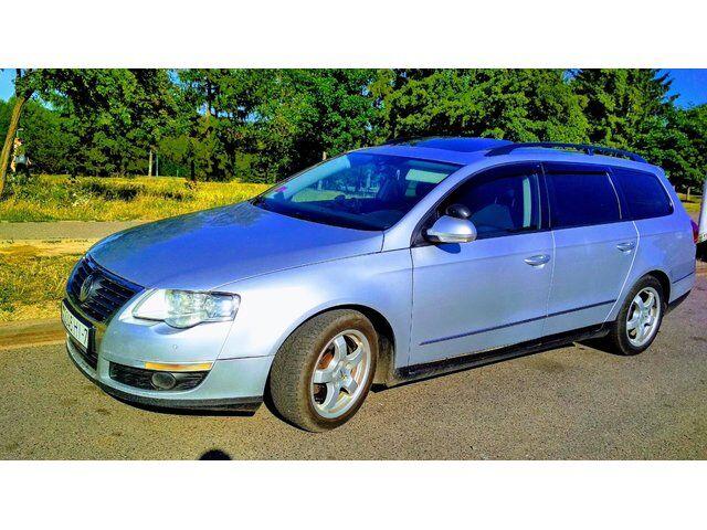 Volkswagen Passat (2008)