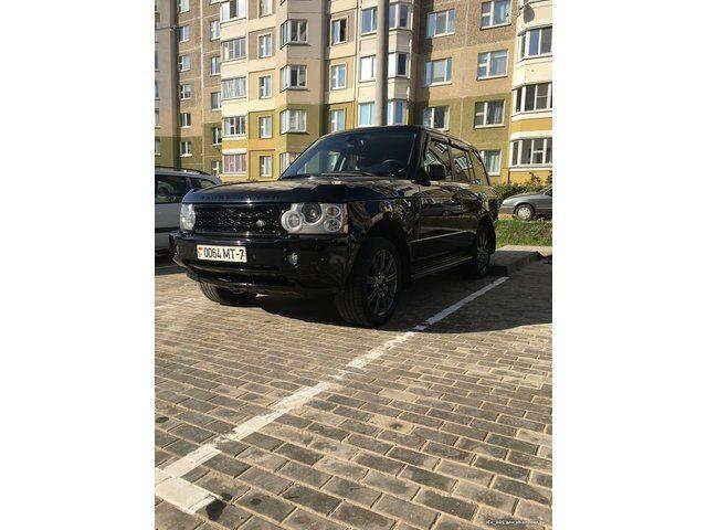 Land Rover Range Rover (2007)