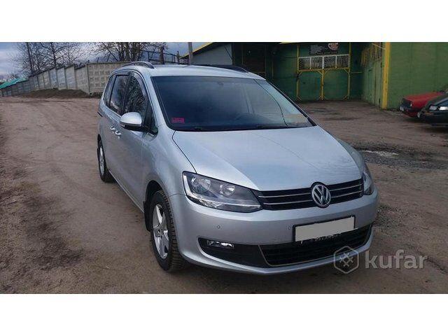 Volkswagen Sharan (2013)