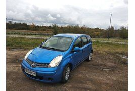 Nissan Note (2008)