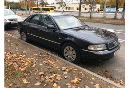 Audi A8 (1999)