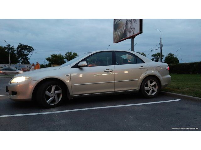 Mazda 6 (2003)