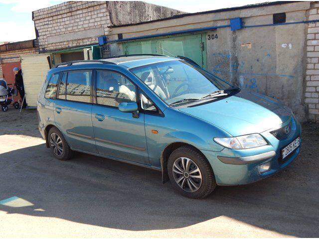 Mazda Premacy (2001)