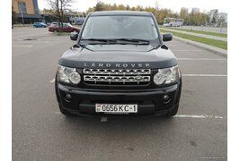 Land Rover Discovery IV (2011)