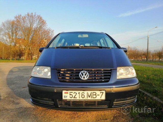 Volkswagen Sharan (2003)