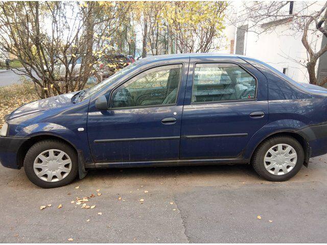 Dacia Logan (2007)