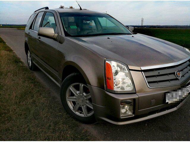 Cadillac SRX (2004)