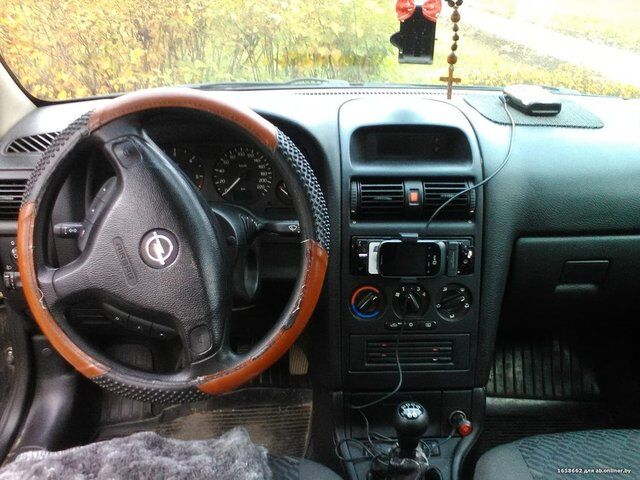 Opel Astra G (2001)