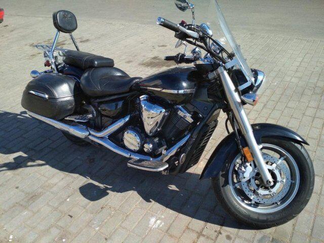 Yamaha XVS (2006)
