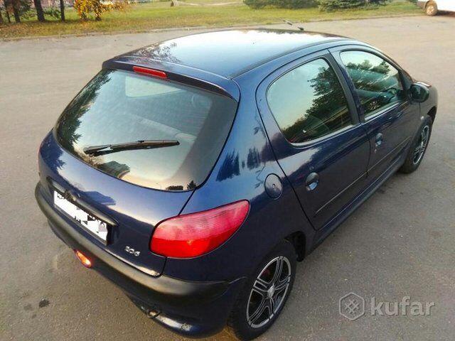 Peugeot 206 (2000)