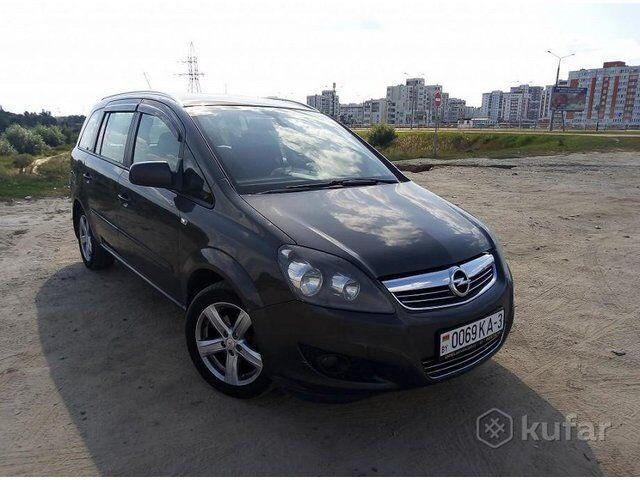 Opel Zafira (2012)