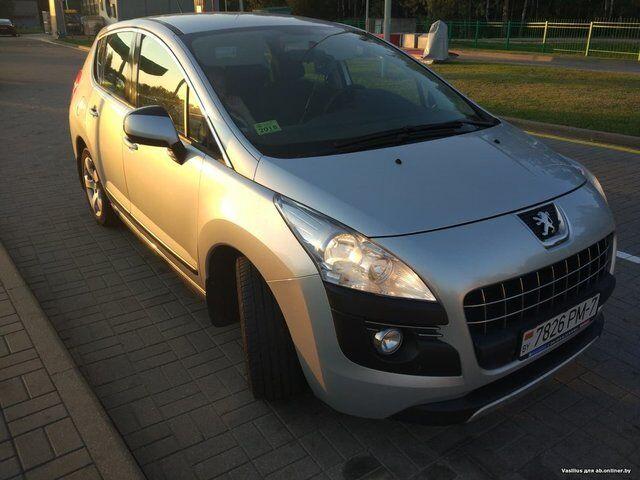 Peugeot 3008 (2013)