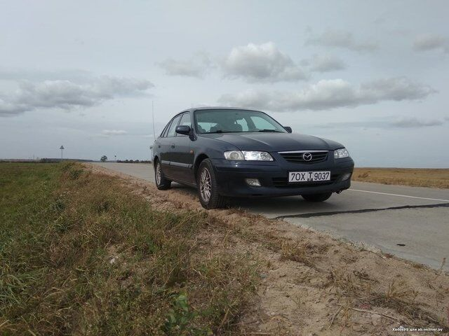Mazda 626 (2000)