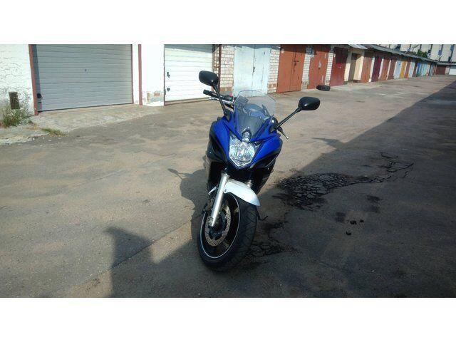 Yamaha FZ (2013)