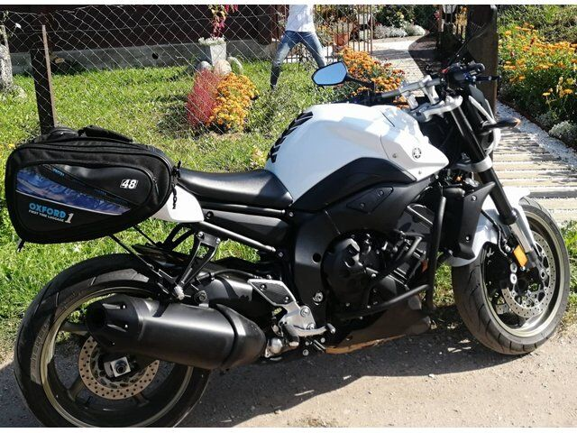 Yamaha FZ (2009)