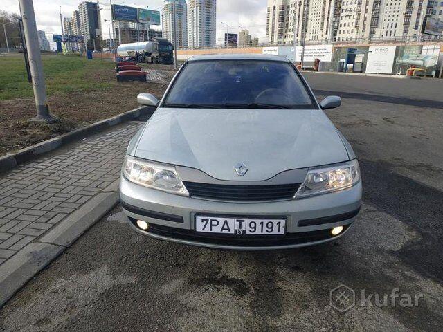 Renault Laguna 2 (2002)