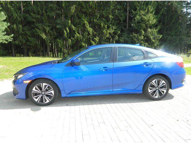 Honda Civic (2016)
