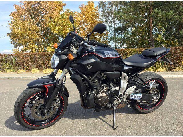 Yamaha MT (2016)