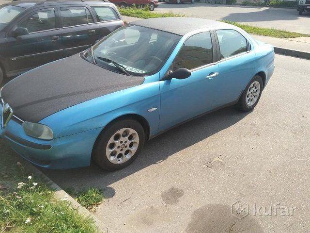 Alfa Romeo 156 (1998)