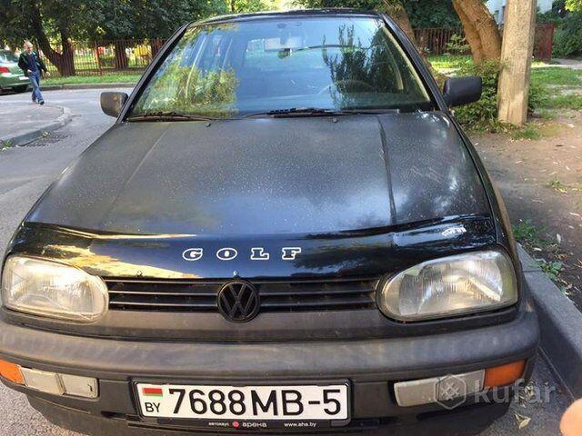 Volkswagen Golf 3 (1993)