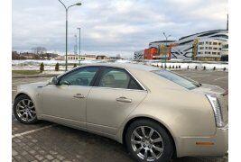 Cadillac CTS (2009)